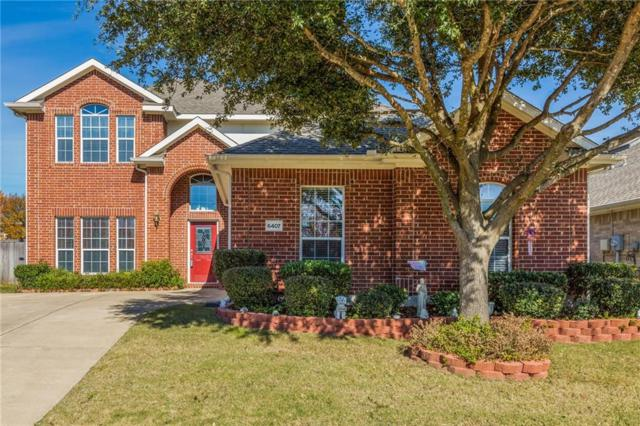 6407 Lakewood Drive, Sachse, TX 75048 (MLS #13978849) :: Frankie Arthur Real Estate