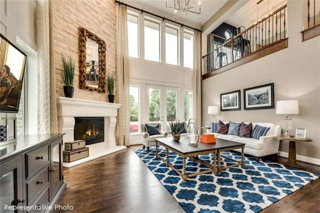 3613 Kennoway, The Colony, TX 75056 (MLS #13978912) :: Van Poole Properties Group
