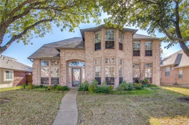 8406 Greenspoint Drive, Rowlett, TX 75088 (MLS #13979152) :: The Hornburg Real Estate Group