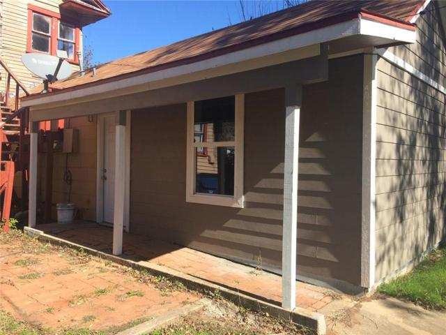 326 W Sears, Denison, TX 75020 (MLS #13979185) :: Real Estate By Design