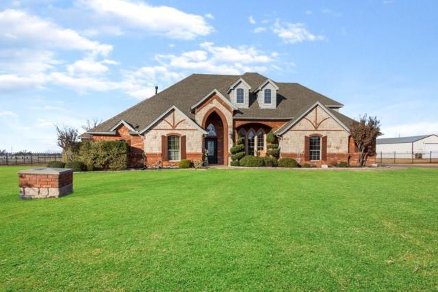 516 Lonesome Trail, Haslet, TX 76052 (MLS #13979223) :: Kimberly Davis & Associates