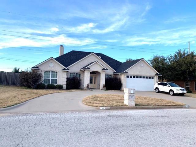 765 Bluebonnet Drive, Stephenville, TX 76401 (MLS #13979319) :: Kimberly Davis & Associates