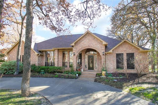 609 Primrose Court, Argyle, TX 76226 (MLS #13979355) :: Team Hodnett