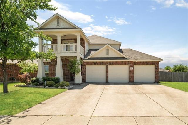 617 Wild Ridge Drive, Mckinney, TX 75072 (MLS #13979409) :: RE/MAX Town & Country