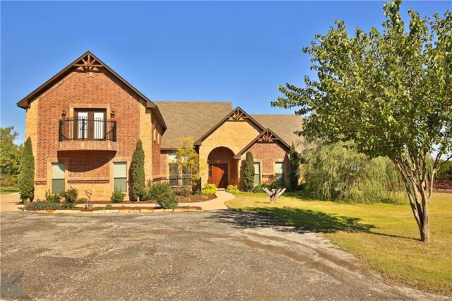 1202 Lytle Cove Road, Abilene, TX 79602 (MLS #13979432) :: The Chad Smith Team