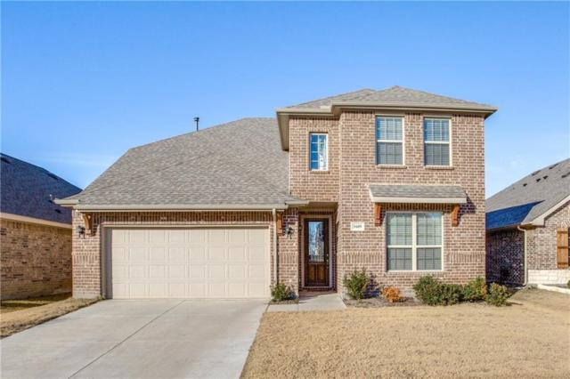 1609 Ridge Creek Lane, Aubrey, TX 76227 (MLS #13979536) :: The Good Home Team