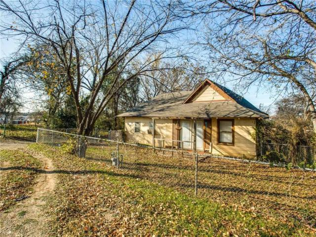 2104 Taft Street, Fort Worth, TX 76103 (MLS #13979663) :: RE/MAX Town & Country