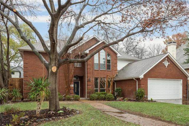 209 Glendale Drive, Coppell, TX 75019 (MLS #13979968) :: The Rhodes Team