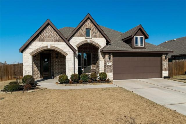 912 Rockcress Drive, Mansfield, TX 76063 (MLS #13980011) :: The Hornburg Real Estate Group