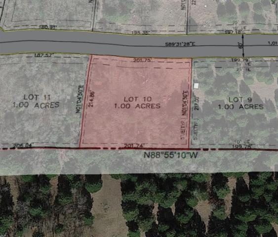 Lot 10 County Road 4920, Leonard, TX 75452 (MLS #13980238) :: The Heyl Group at Keller Williams