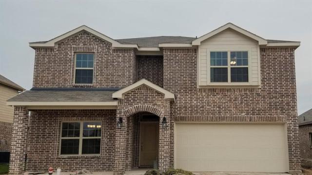 1733 Beasley Street, Van Alstyne, TX 75495 (MLS #13980263) :: The Real Estate Station