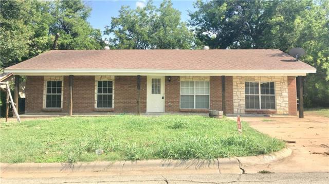 1724 W Doyle Street, Granbury, TX 76048 (MLS #13980353) :: Kimberly Davis & Associates