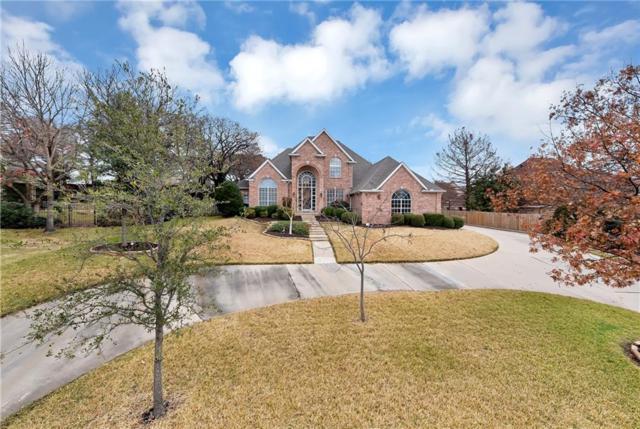1500 Pecos Drive, Southlake, TX 76092 (MLS #13980380) :: Robbins Real Estate Group