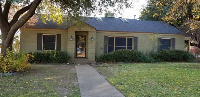 101 Linden Lane, Fort Worth, TX 76107 (MLS #13980389) :: RE/MAX Landmark