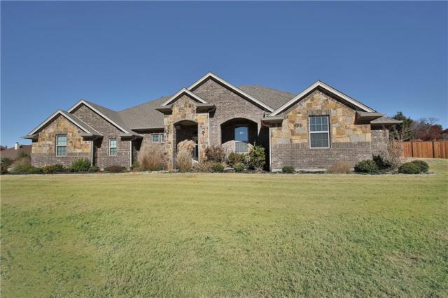 121 Carson Drive, Hudson Oaks, TX 76087 (MLS #13980413) :: The Gleva Team