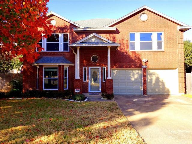 5131 Haydenbend Circle, Grapevine, TX 76051 (MLS #13980622) :: The Tierny Jordan Network