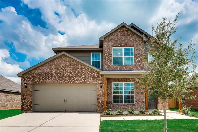 1545 Millennium Drive, Crowley, TX 76036 (MLS #13980744) :: The Mitchell Group