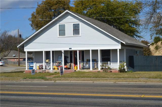 1103 E Moore Avenue, Terrell, TX 75160 (MLS #13980756) :: The Real Estate Station