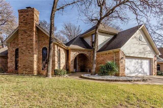 1032 W Winding Creek Drive, Grapevine, TX 76051 (MLS #13980973) :: Frankie Arthur Real Estate