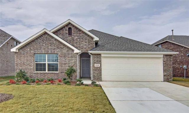 8440 High Garden Street, Fort Worth, TX 76123 (MLS #13980989) :: Real Estate By Design