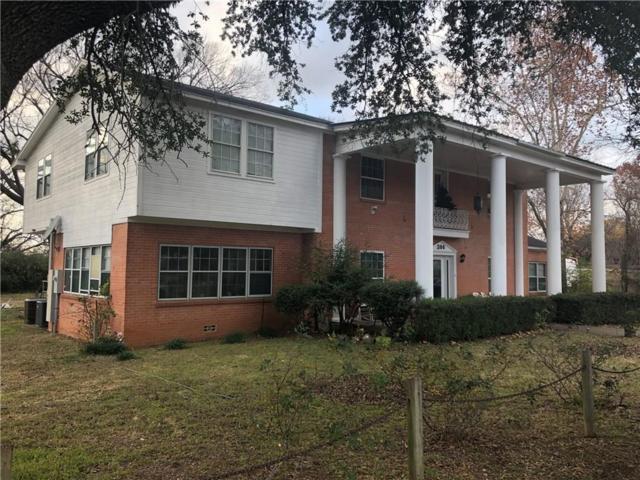 300 S Mockingbird Lane, Keene, TX 76059 (MLS #13981037) :: RE/MAX Landmark
