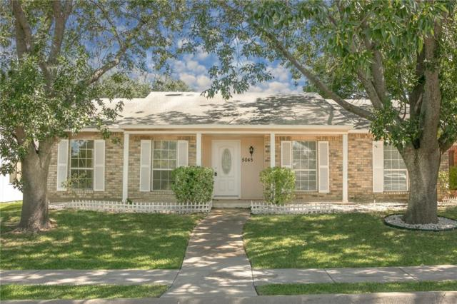 5045 N Colony Boulevard, The Colony, TX 75056 (MLS #13981042) :: Kimberly Davis & Associates