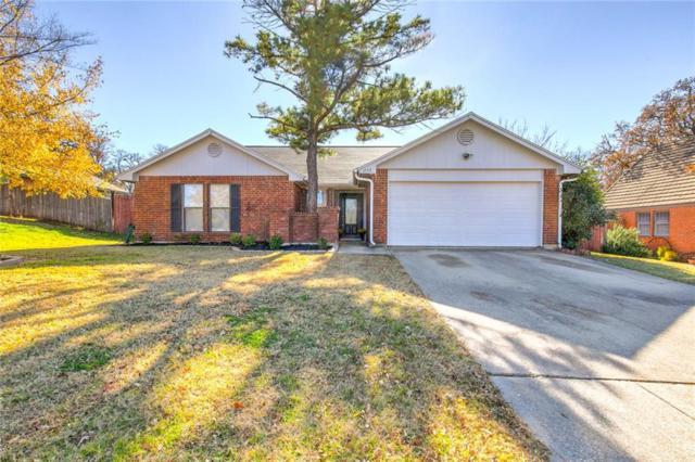 206 Hilltop Drive, Kennedale, TX 76060 (MLS #13981079) :: The Hornburg Real Estate Group