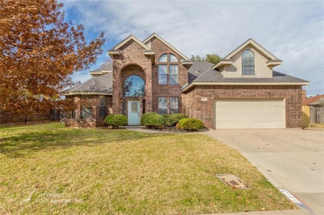 5142 Wagon Wheel Avenue, Abilene, TX 79606 (MLS #13981084) :: Kimberly Davis & Associates