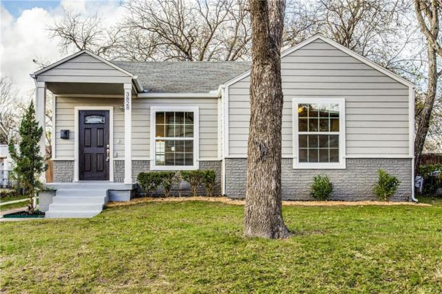 3828 Valentine Street, Fort Worth, TX 76107 (MLS #13981198) :: The Mitchell Group