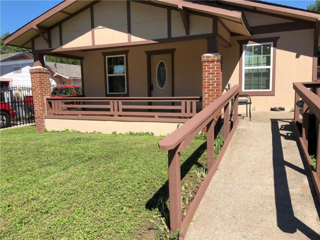 2837 Avenue H, Fort Worth, TX 76105 (MLS #13981268) :: Frankie Arthur Real Estate
