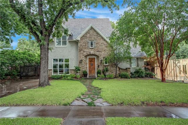 4062 Mattison Avenue, Fort Worth, TX 76107 (MLS #13981293) :: The Mitchell Group