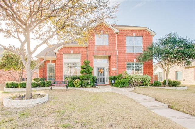 7547 Rockyridge Drive, Frisco, TX 75035 (MLS #13981329) :: Kimberly Davis & Associates