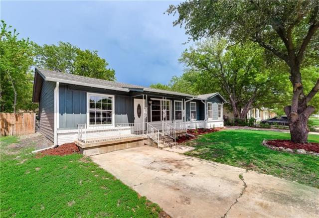4921 Sabelle Lane, Haltom City, TX 76117 (MLS #13981365) :: The Real Estate Station