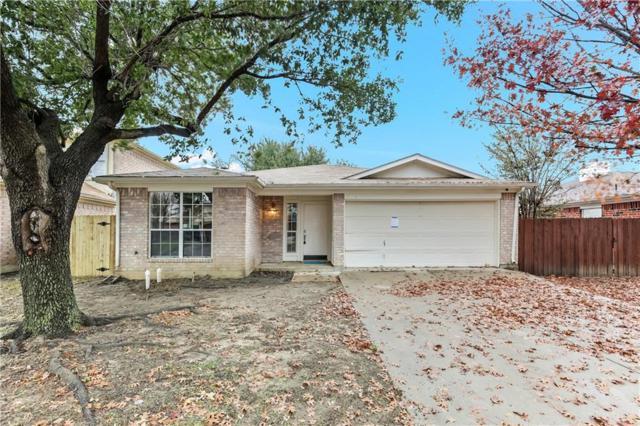 207 Moss Hill Drive, Arlington, TX 76018 (MLS #13981406) :: The Chad Smith Team
