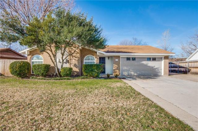 124 Sioux Street, Keller, TX 76248 (MLS #13981542) :: The Hornburg Real Estate Group