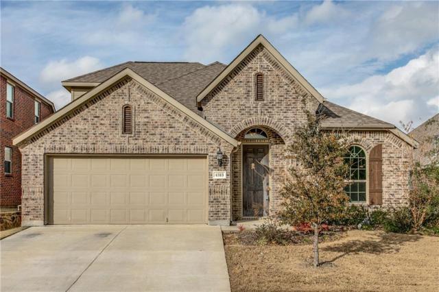 4313 Oak Chase Drive, Fort Worth, TX 76244 (MLS #13981552) :: Kimberly Davis & Associates
