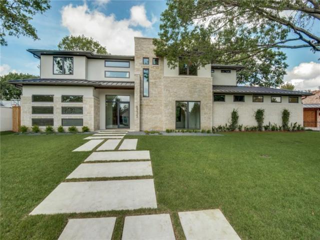 6215 Yorkshire Drive, Dallas, TX 75230 (MLS #13981565) :: Robbins Real Estate Group