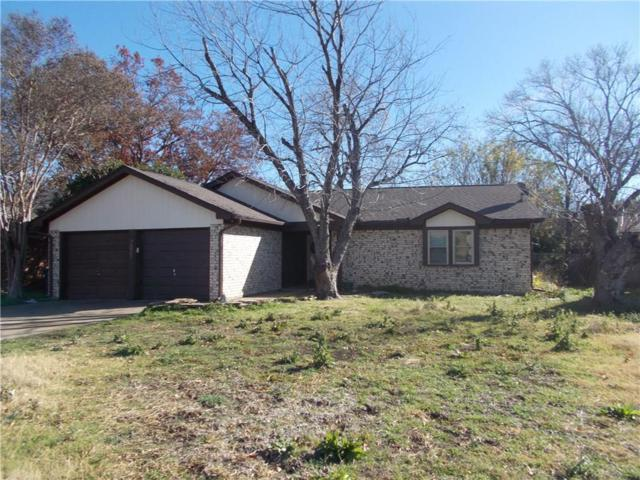 7021 Misty Meadow Drive S, Fort Worth, TX 76133 (MLS #13981667) :: The Heyl Group at Keller Williams