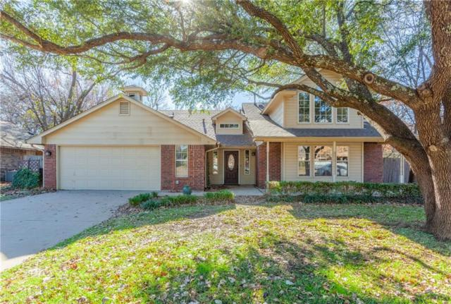 4833 Briarcreek Drive, Flower Mound, TX 75028 (MLS #13981770) :: Hargrove Realty Group