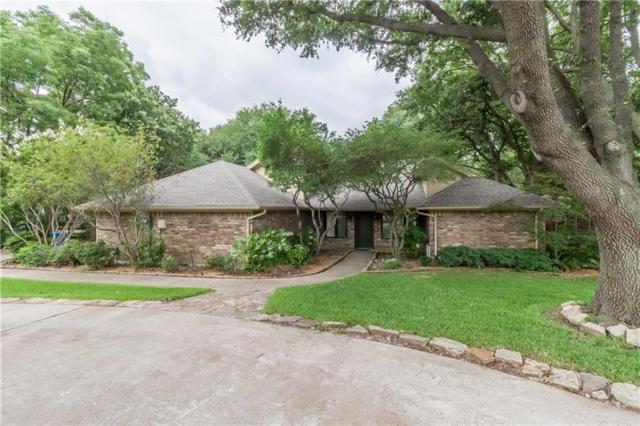 557 Leavalley Lane, Coppell, TX 75019 (MLS #13981805) :: The Rhodes Team