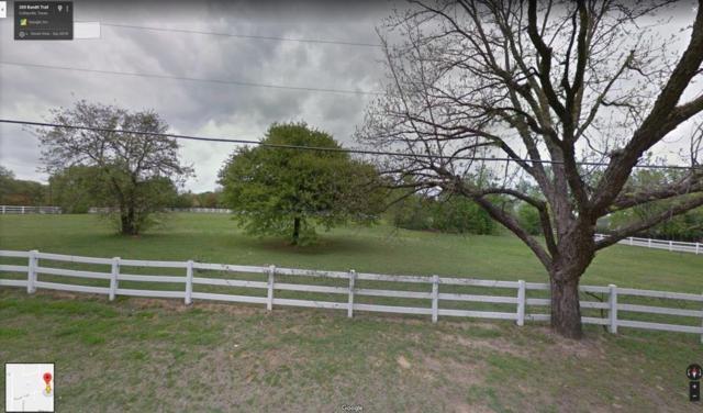 200 Bandit Trail, Colleyville, TX 76034 (MLS #13981810) :: The Tierny Jordan Network