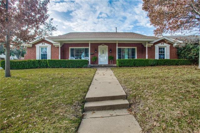 4512 Raintree Court, Fort Worth, TX 76103 (MLS #13981883) :: The Hornburg Real Estate Group