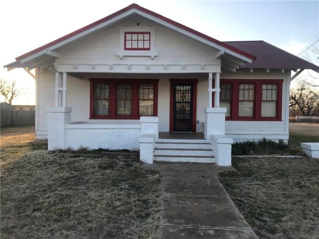 172 Hill Street, Moran, TX 76464 (MLS #13981922) :: Robinson Clay Team