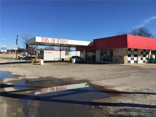 180 E South Loop, Stephenville, TX 76401 (MLS #13981935) :: The Heyl Group at Keller Williams