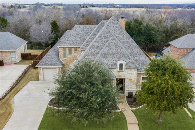 8604 Grand Haven Lane, Mckinney, TX 75071 (MLS #13981947) :: Kimberly Davis & Associates