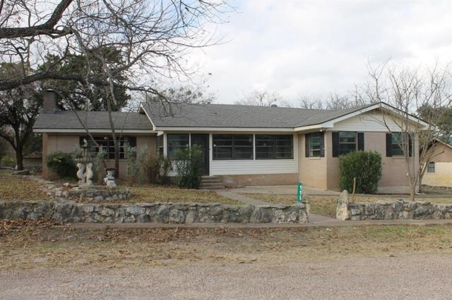 119 County Road 1544, Morgan, TX 76671 (MLS #13981985) :: The Rhodes Team