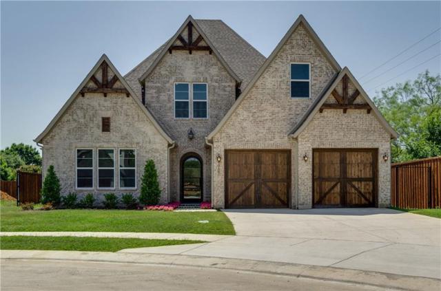 902 Vintners Court, Grapevine, TX 76051 (MLS #13981989) :: Team Hodnett