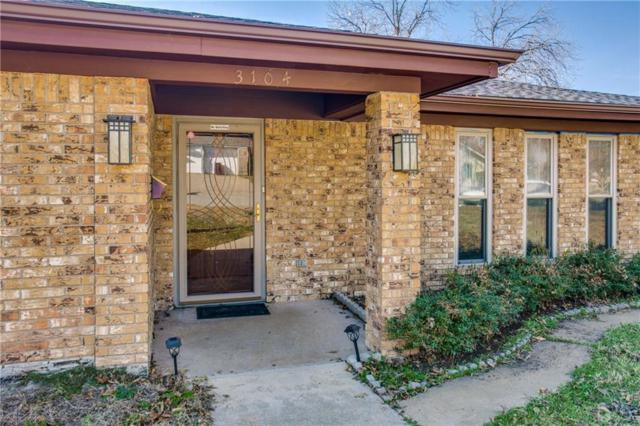 3104 Chisholm Trail, Fort Worth, TX 76116 (MLS #13982034) :: The Real Estate Station