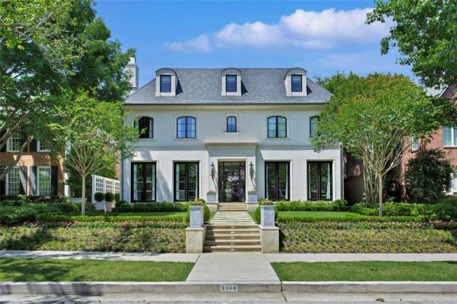 3308 Saint Johns Drive, Highland Park, TX 75205 (MLS #13982100) :: Robbins Real Estate Group