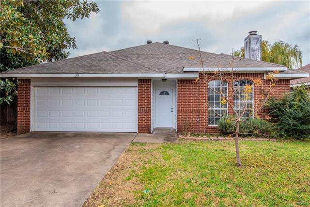 315 Boliver Avenue, Lake Dallas, TX 75065 (MLS #13982127) :: Kimberly Davis & Associates